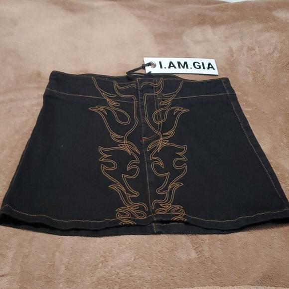 I.AM.GIA mini skirt